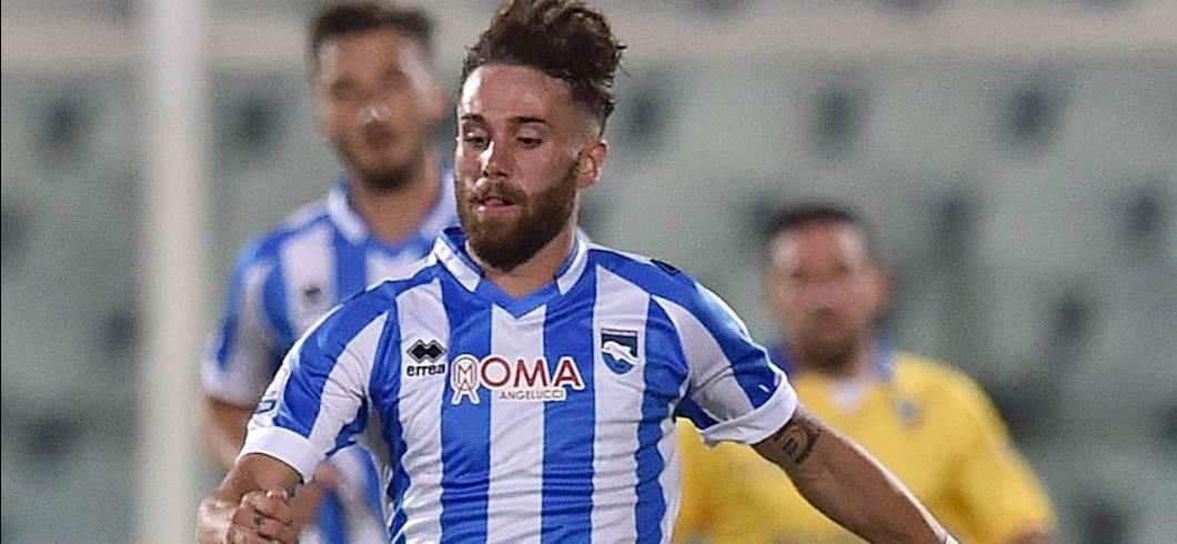 Calciomercato Pescara, news Zampano e Benali