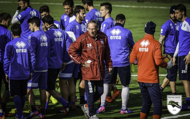 Pescara calcio, asse caldo con la Juve