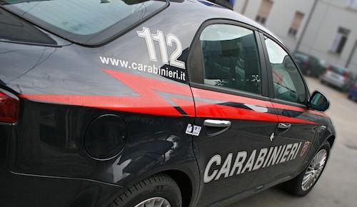 Corfinio, furto all'ex Coca Cola, 4 arresti