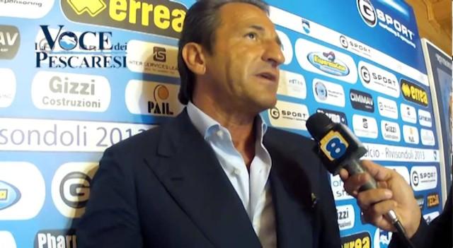 Pescara, Sebastiani: