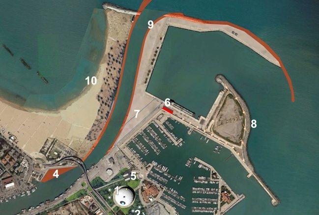 Pescara Camera Live : Aree portuali di pescara una proposta di masterplan