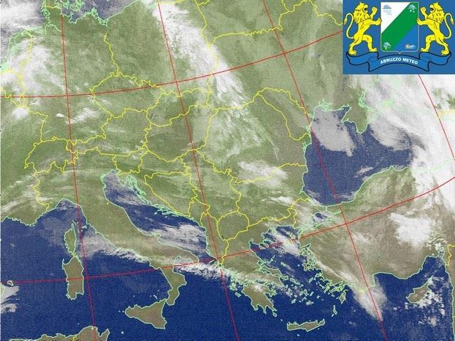 Previsioni meteo Abruzzo lunedì 20 Marzo