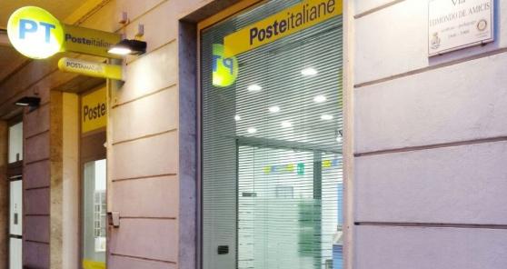Pescara, rapina da 50 euro all'ufficio postale