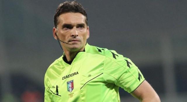 Pescara Roma, designato l'arbitro