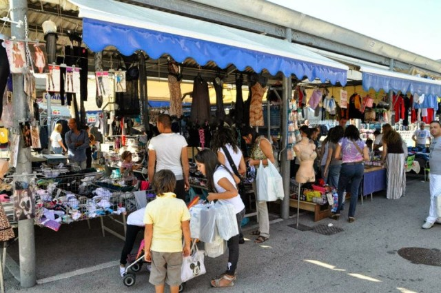 Pescara: sì al mercato in zona stadio prima della partita
