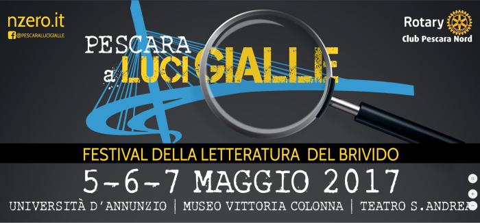 Libri: presentata la 1° edizione di Pescara a Luci Gialle