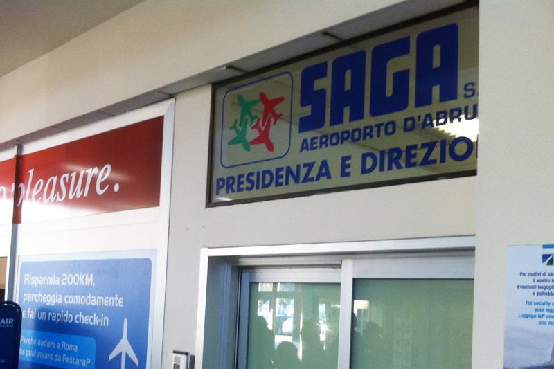 """Aeroporto: """"La verità sulla trasparenza della Saga"""""""