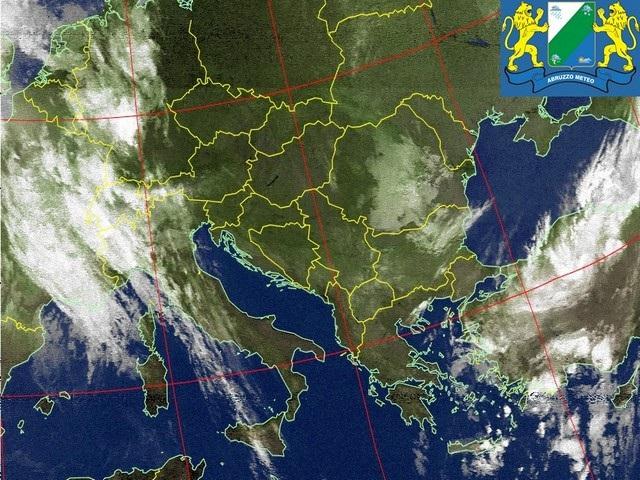 Previsioni meteo Abruzzo venerdì 19 maggio