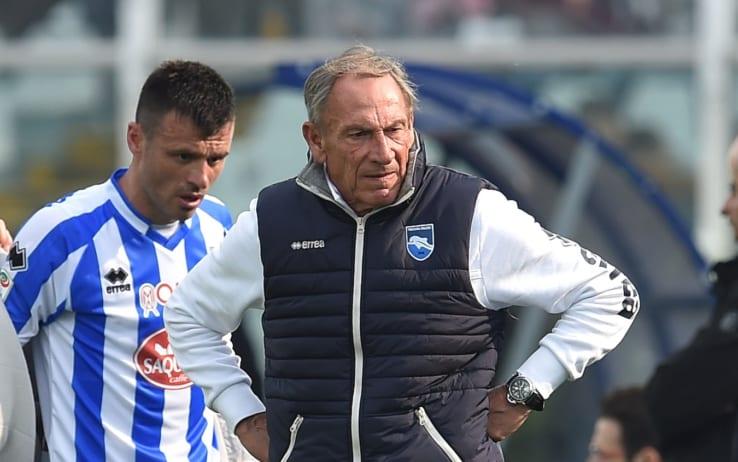 Serie B Pescara Foggia – Risultato finale 5-1