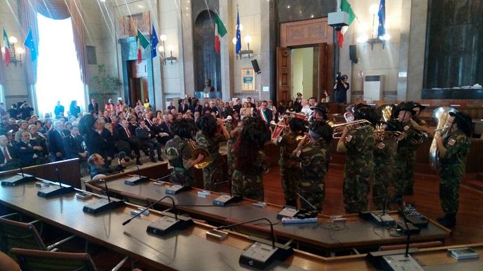 Pescara: Raduno Bersaglieri, arriva il Medagliere