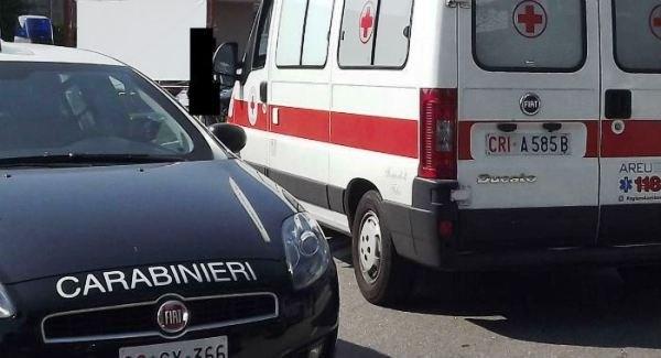 Incidente ad Avezzano, muore 27enne