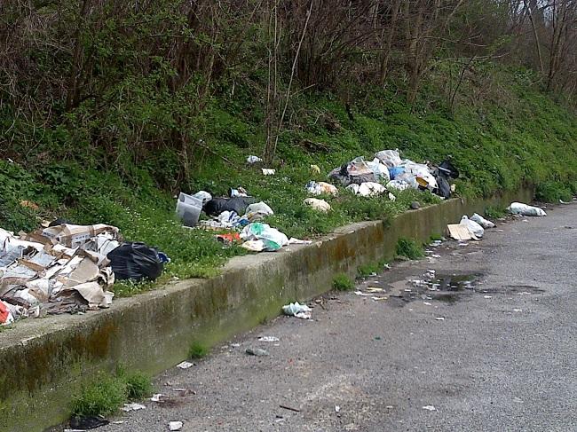 Vasto, stretta contro l'abbandono illegale di rifiuti