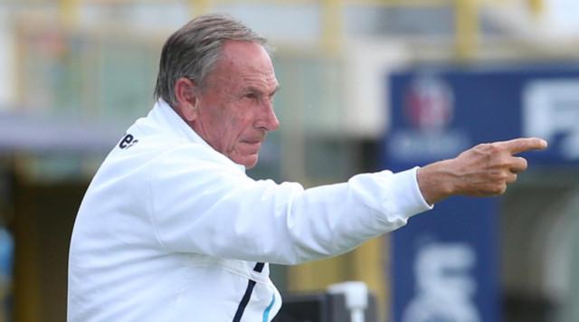 """Serie B Pescara Zeman – """" Spero vinca il Napoli"""""""