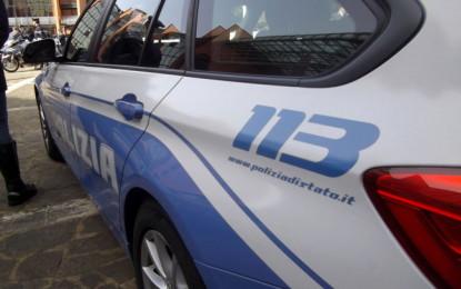 Sulmona: 43enne minaccia moglie con machete