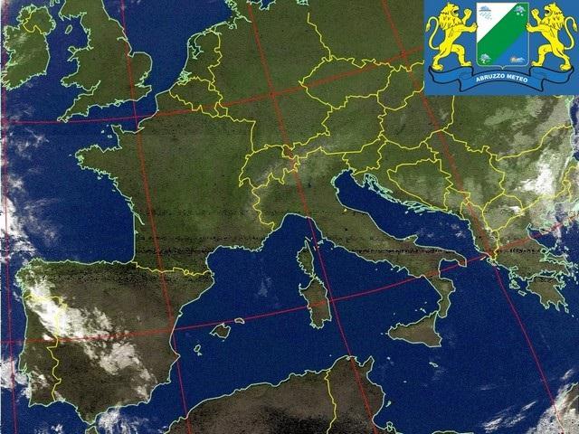 Previsioni meteo Abruzzo lunedì 19 giugno