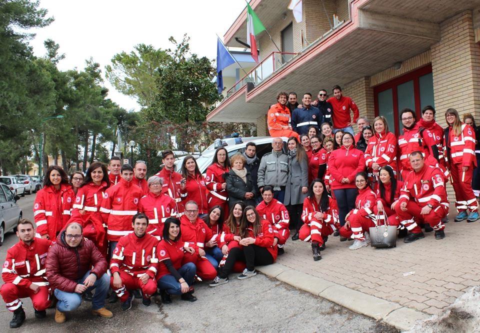 Penne, la Croce Rossa Italiana compie 80 anni