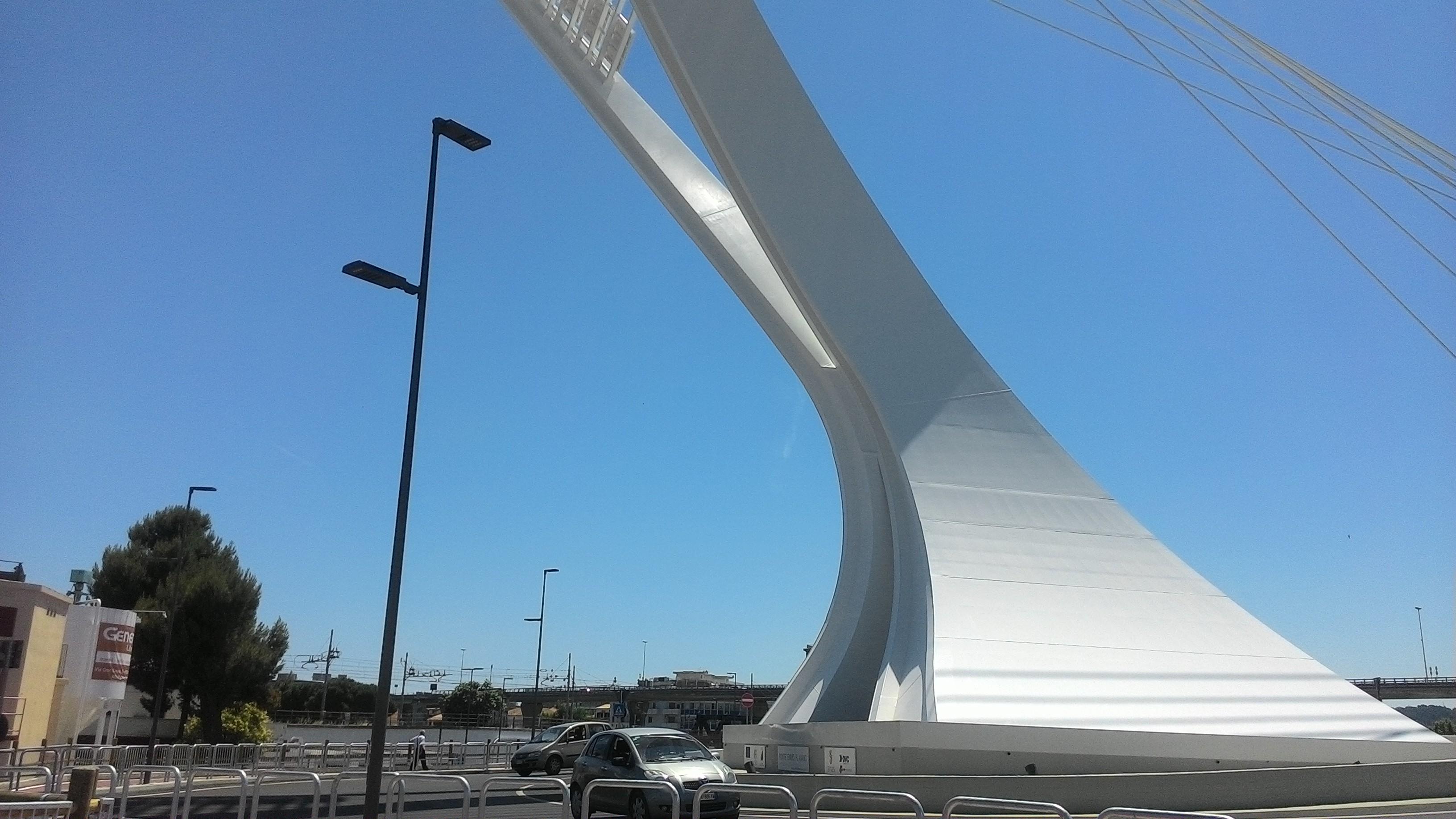 Ponte Flaiano Pescara, la viabilità del primo lunedì