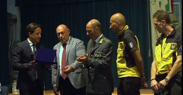 Il premio Suffoletta a Roccaraso