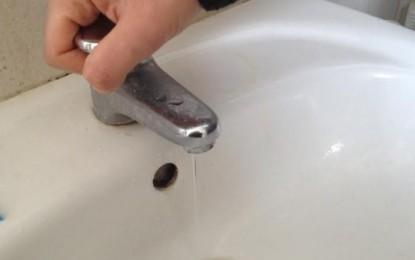 Villa Celiera: troppo consumo di acqua, tre notti a secco