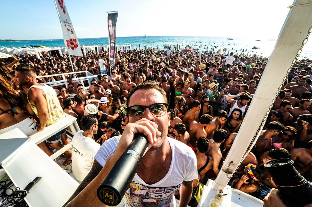 Estate a Pescara: tutto pronto per il Samsara Beach Party