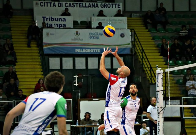 Volley Spoleto Ortona – Che rabbia il terzo set