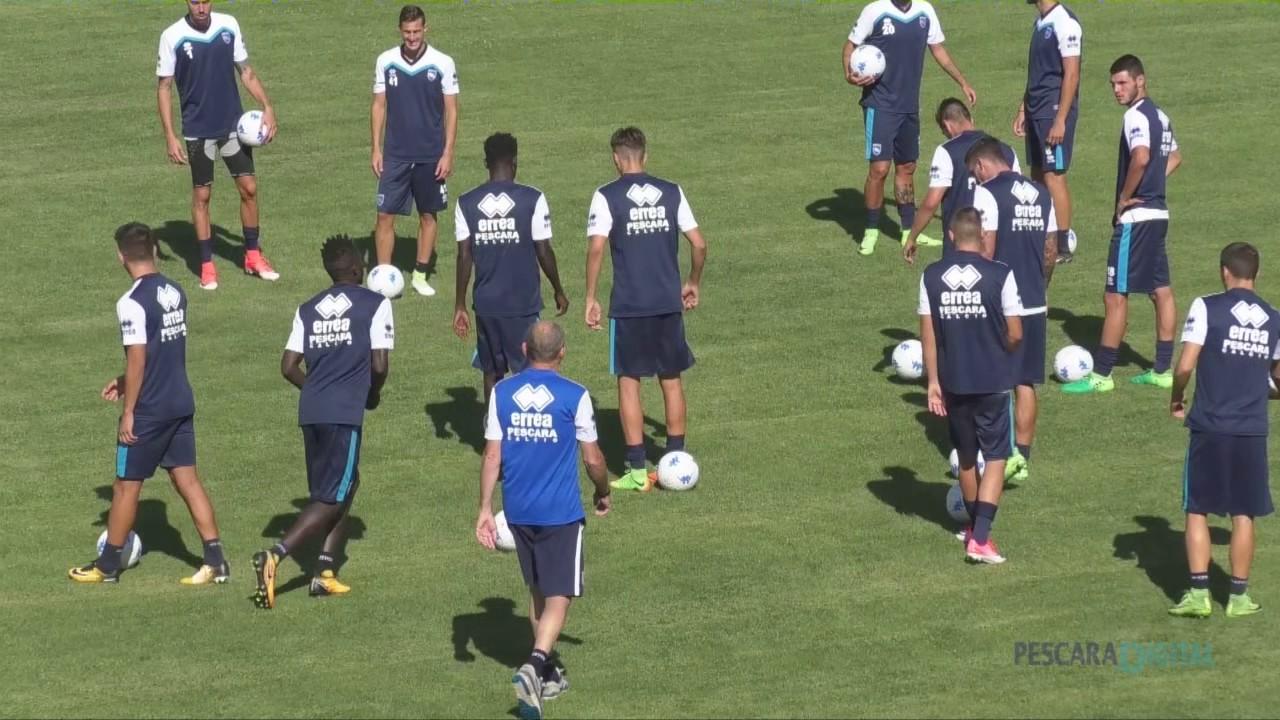 """Pescara calcio, news dal """"Poggio"""""""