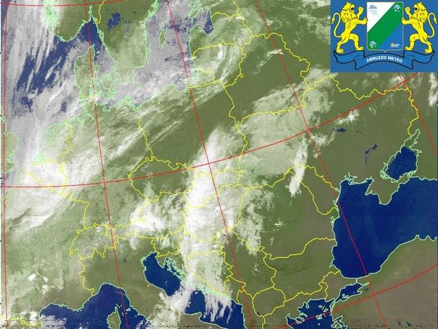 Insiste l'instabilità, temperature in calo al sud!
