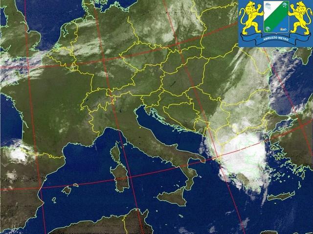 Abruzzo previsioni meteo lunedì 17 luglio