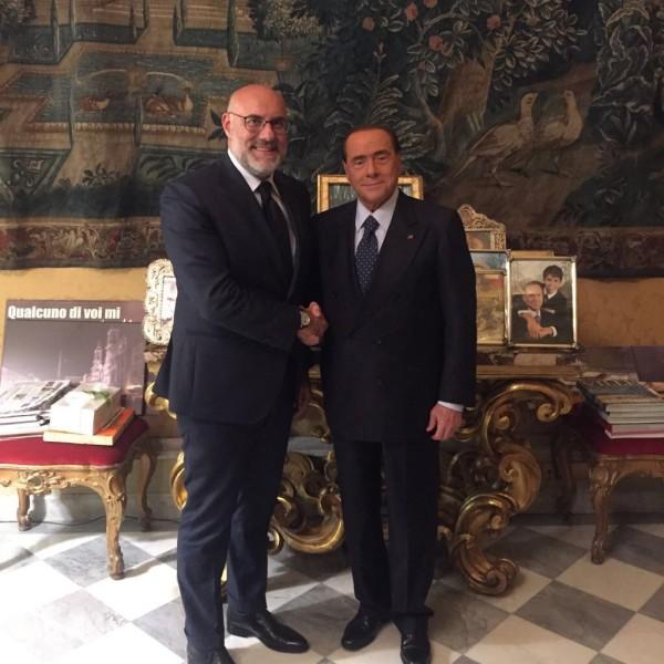 Chieti: il sindaco Di Primio passa a Forza Italia