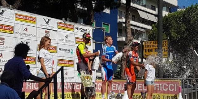Ciclismo Matteotti, vince Shilov