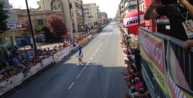 Ciclismo, il Trofeo Matteotti su Rete8 Sport