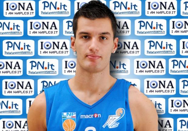 Basket – Giulianova, altro volto nuovo