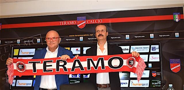 """Serie C Teramo – Capaldi """" Su Sansovini dico che…"""""""