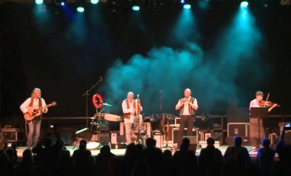 Donegal Woods in concerto all'Aurum di Pescara