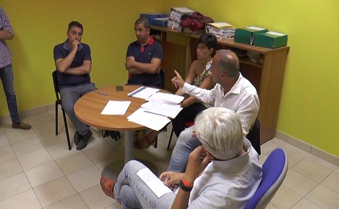 Montorio, ritardi all'U.T.R. 3 la protesta degli ingegneri