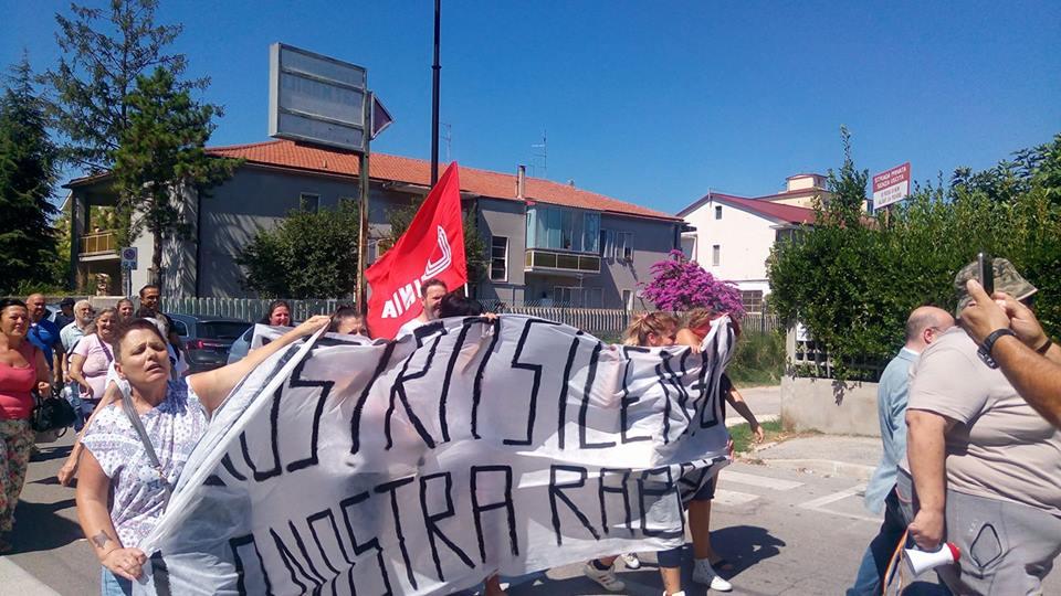 Via Lago Borgiano: spese famiglie a carico Protezione Civile