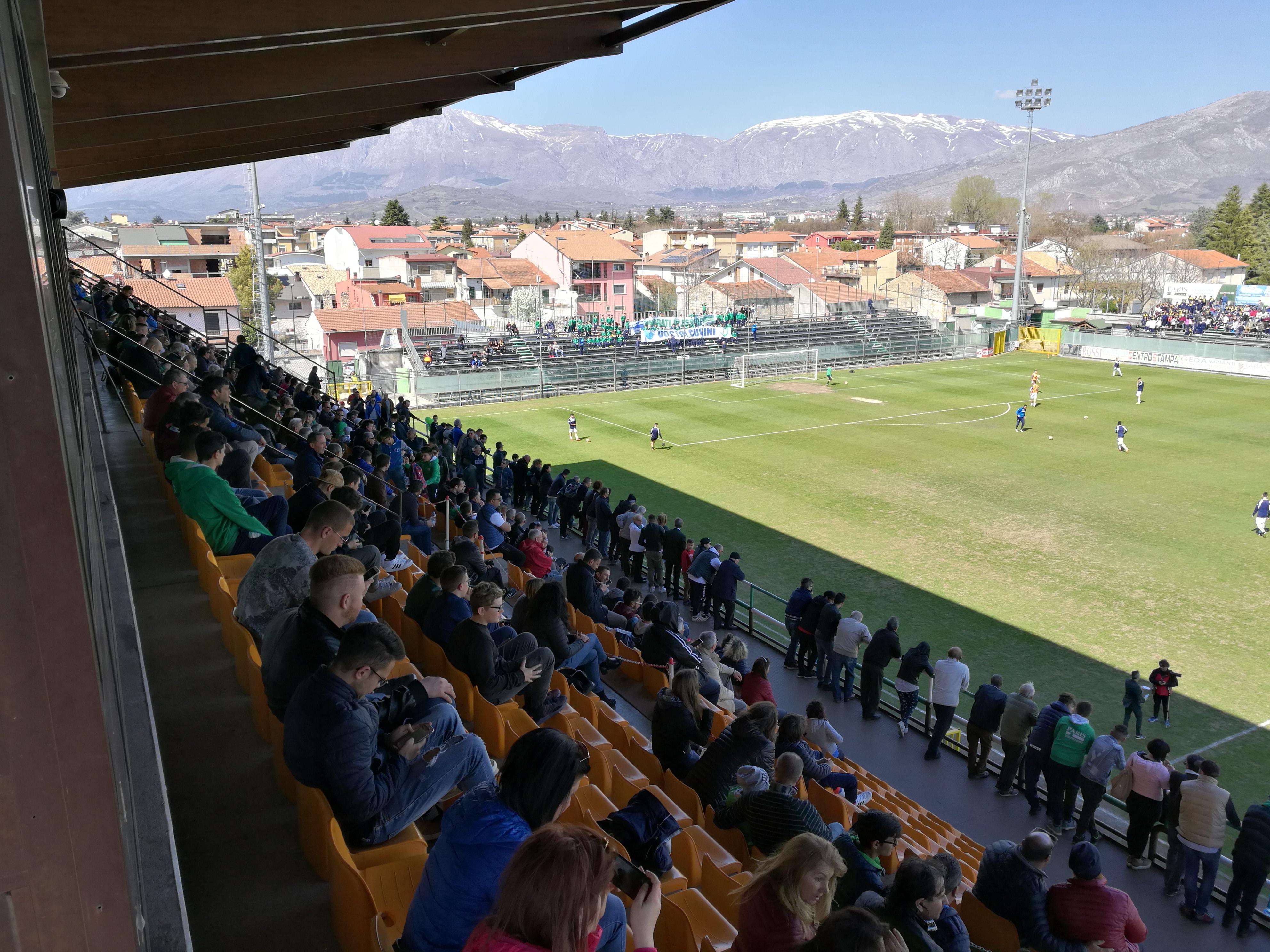 Amichevole – Avezzano Pescara 0 – 1