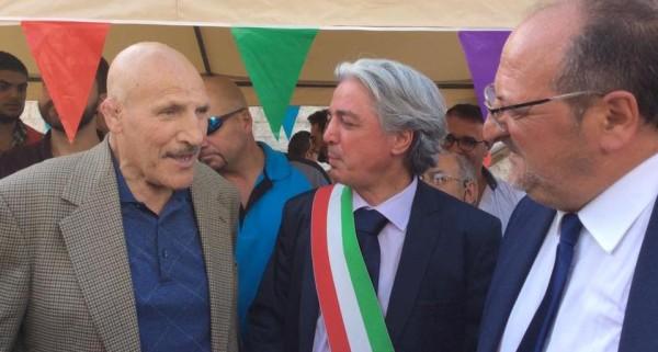 Bruno Sammartino torna a Pizzoferrato