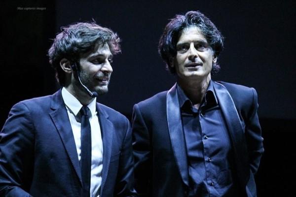 """""""Preghiera"""" di Davide Cavuti al Festival di Venezia"""