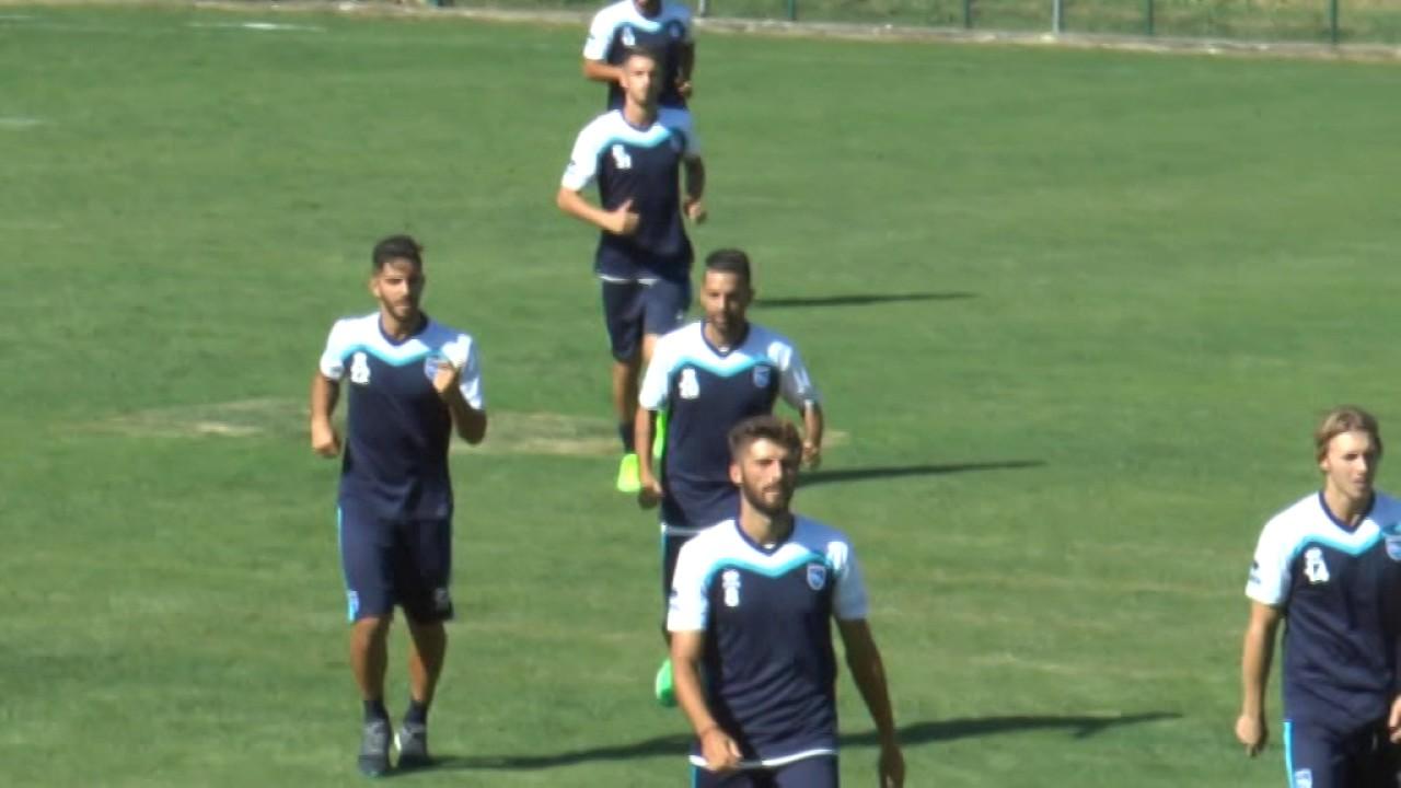 Pescara calcio, out Palazzi