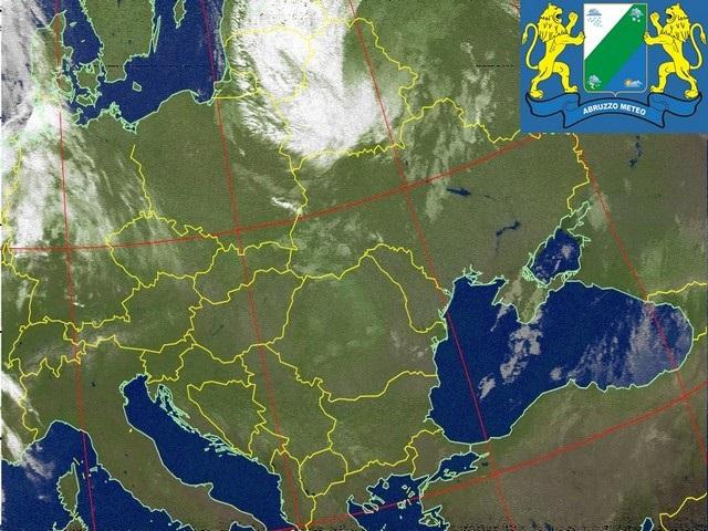 Previsioni meteo Abruzzo giovedì 24 agosto