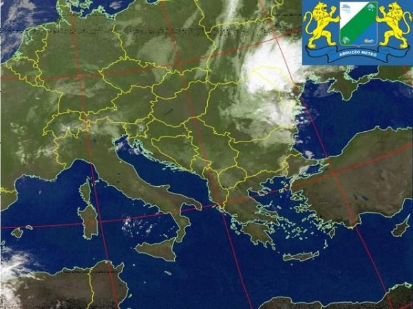 Previsioni meteo Abruzzo venerdì 18 Agosto