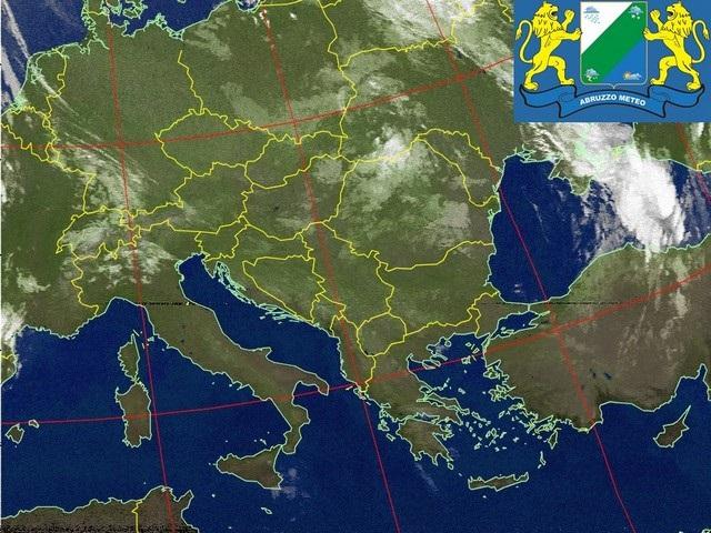 Previsioni meteo Abruzzo mercoledì 23 agosto