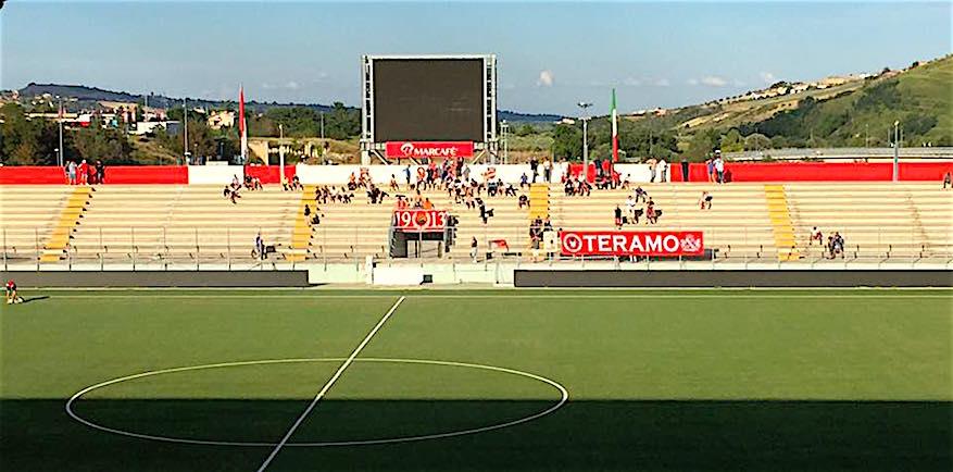 Coppa Italia – Teramo Fondi 3 – 0