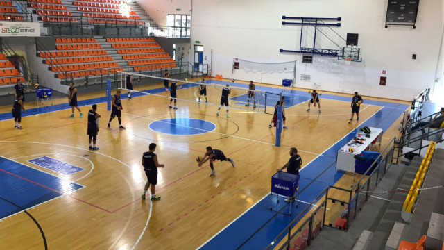 Volley A2, Sieco pronta per i primi test