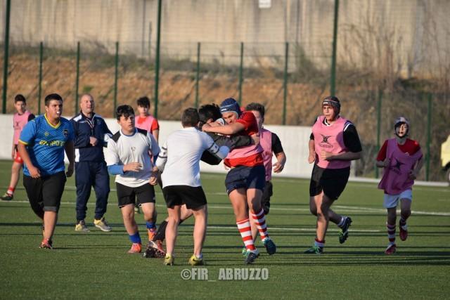 Rugby Abruzzo, due match internazionali