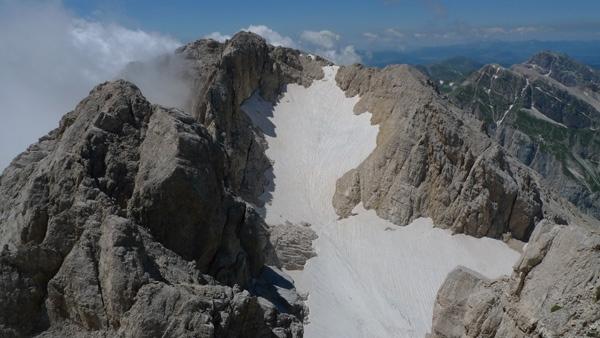 Gran Sasso, ghiacciaio del Calderone sparito: il caldo se l'è mangiato