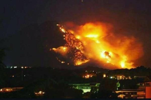 """Incendi, le opposizioni: """"Gestione fallimentare della Regione"""""""