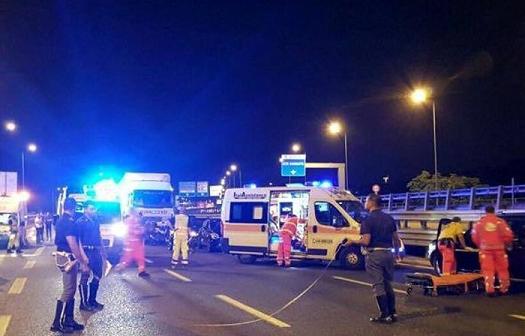 Morte tre donne nell'incidente su A14