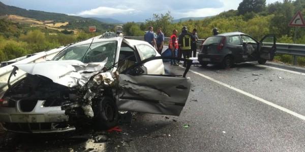 """Incidente fatale sulla Trignina, muore 60enne di Celenza e 2 feriti foto"""""""